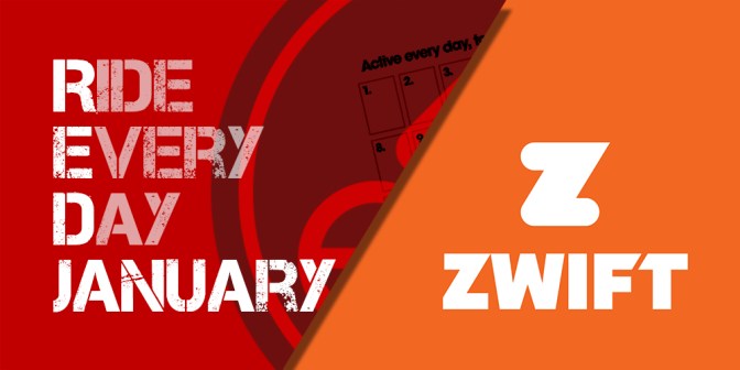 End Of #REDJanuary | My Take On Zwift