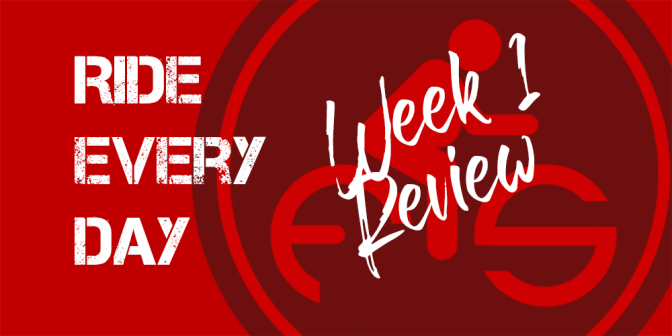 #REDJanuary Week 1 In Review