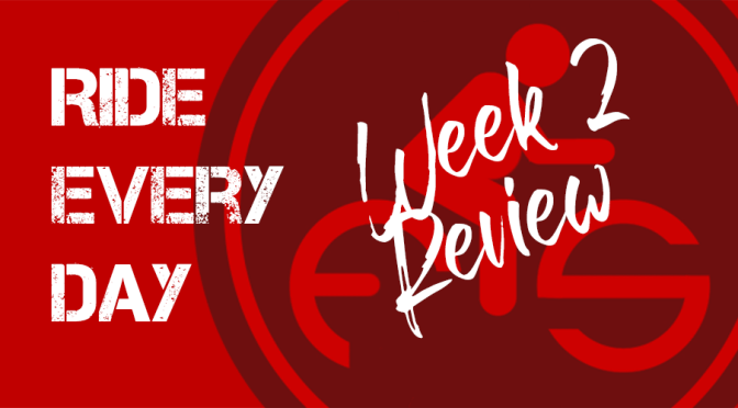 #REDJanuary Week 2 In Review