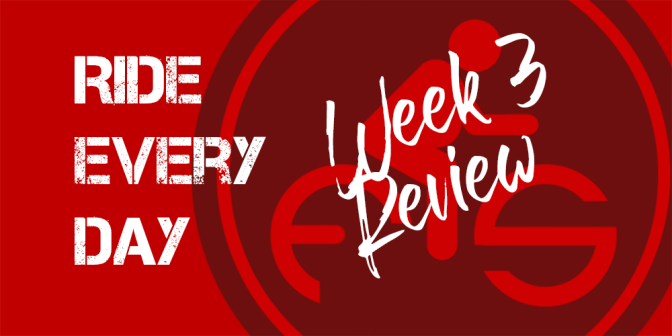 #REDJanuary: Week 3 In Review