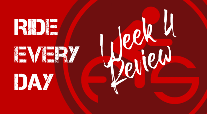 #REDJanuary: Week 4 In Review