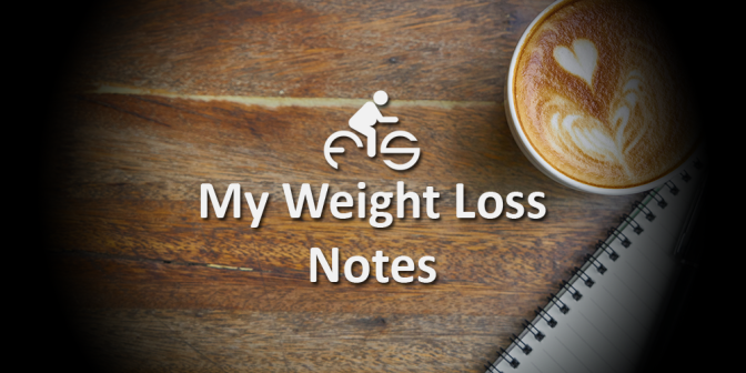 My Weight Loss Notes